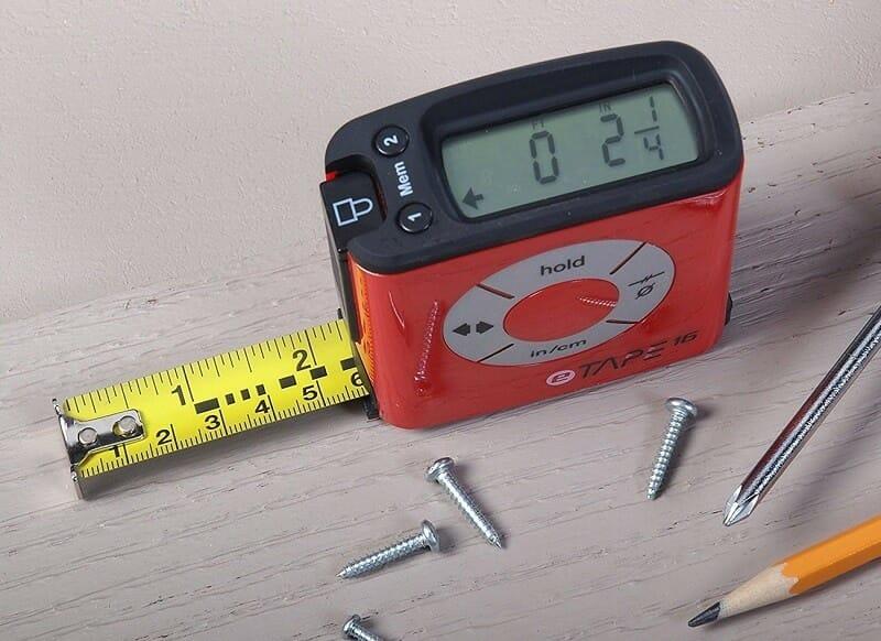 eTape16 ET16.75-db-RP Digital Tape Measure Review