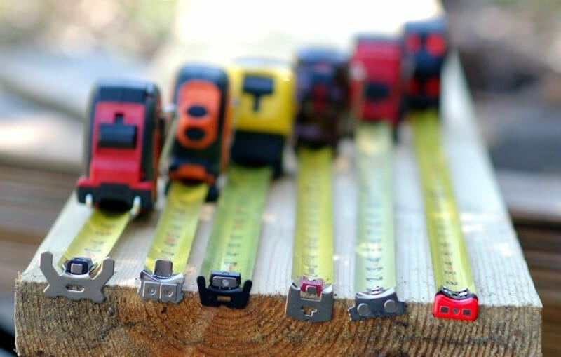 A Buying Guide For The Best Tape Measure